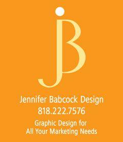 Jennifer Babcock Design – Vertical Revolving Ad