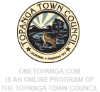 Topanga town council